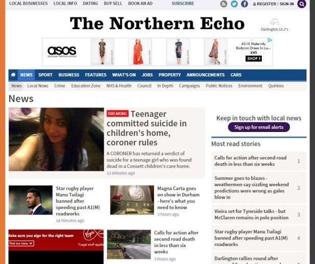 Northern Echo 3