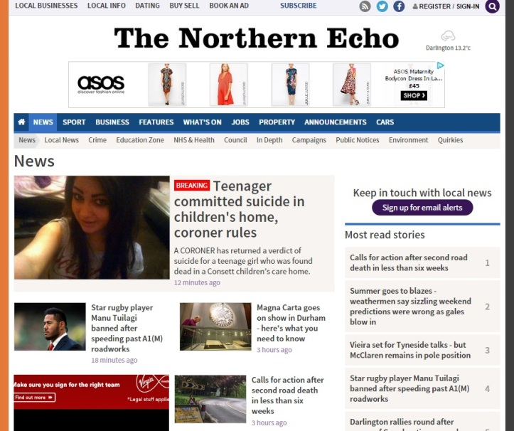 Northern Echo 3